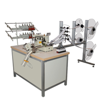 Automatic Handle Sewing / Cutting Machine