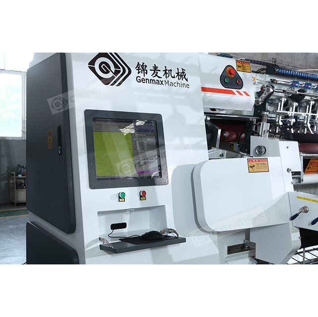 High Speed Computerized Chain Stitch Multi-Needle Quilting Machine M5