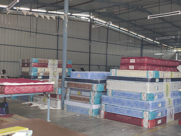 genmax mattress machine 48